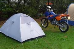 TheHunter: Motoren, tent