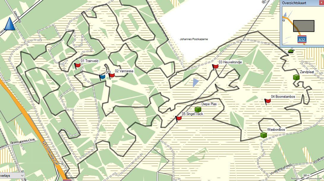 GPS VRO